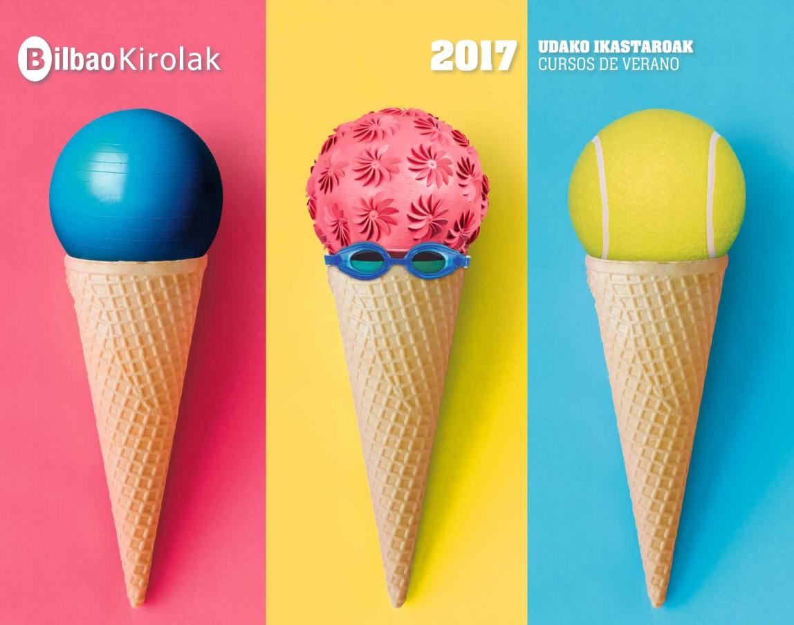 Bilbao kirolak presenta sus cursos de verano y abre las for Piscinas municipales bilbao