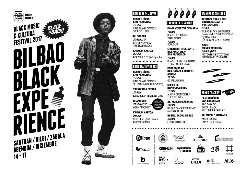 Bilbao Black Experience Revoluciona La Cultura Este Finde